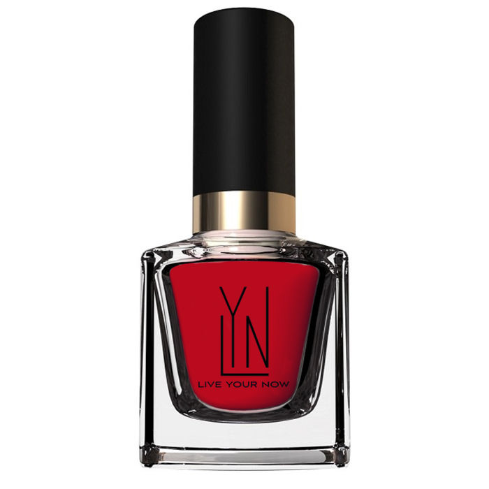Buy LYN Nail Polish Eve'S Apple (12 ml)-Purplle