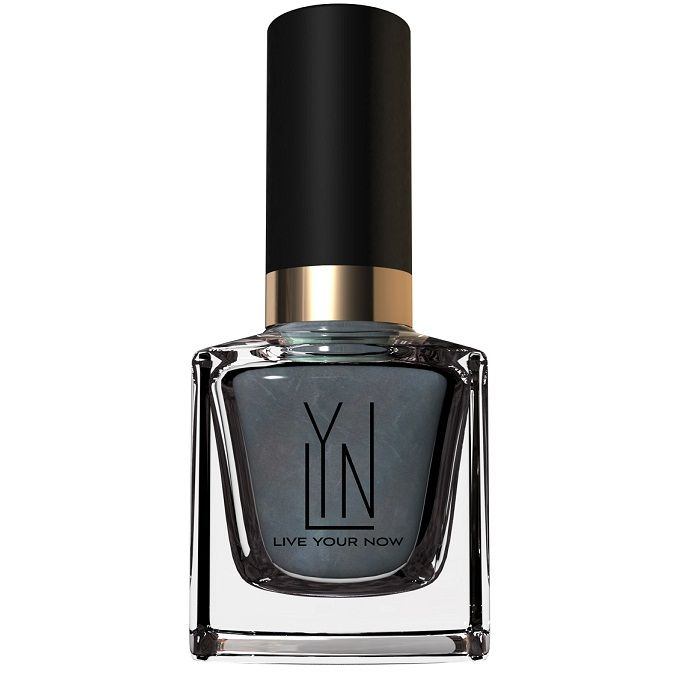 Buy LYN Nail Polish Goodness Grey(Tious)Me-Purplle