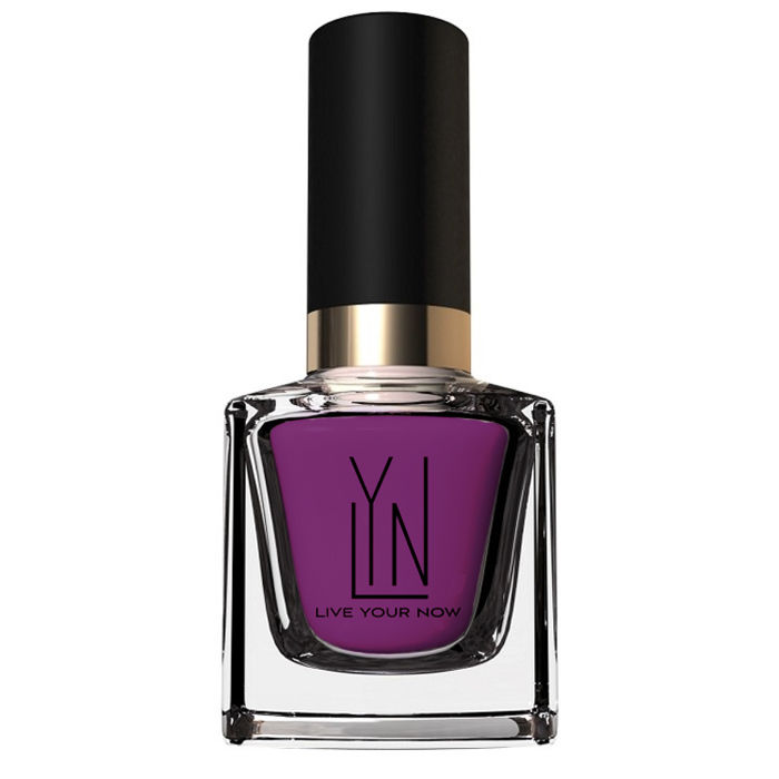 Buy LYN Nail Polish Grape Expextation-Purplle