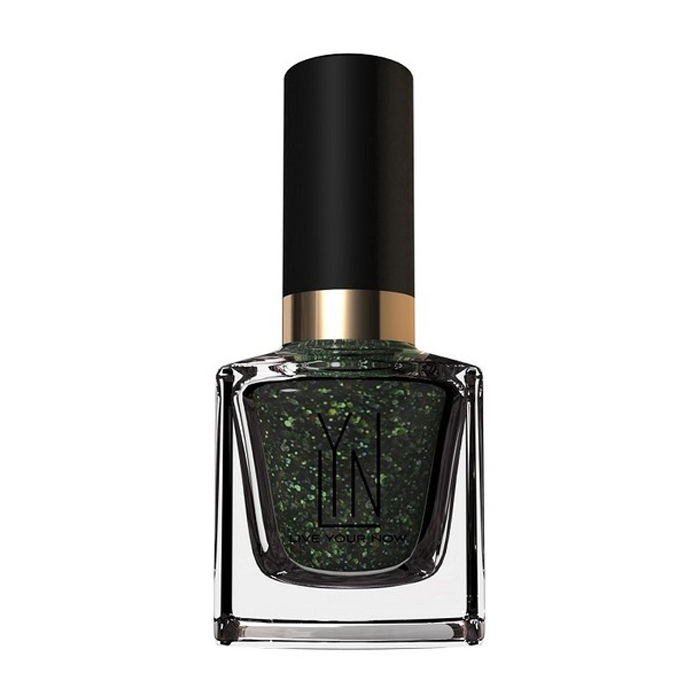 Buy LYN Nail Polish Green With No Envy (12 ml)-Purplle