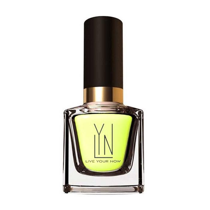 Buy LYN Nail Polish Keen On This Green (12 ml)-Purplle