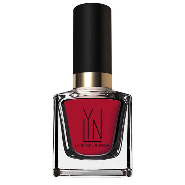 Buy LYN Nail Polish Lacquerd Up Red (Y)2 Go (12 ml)-Purplle