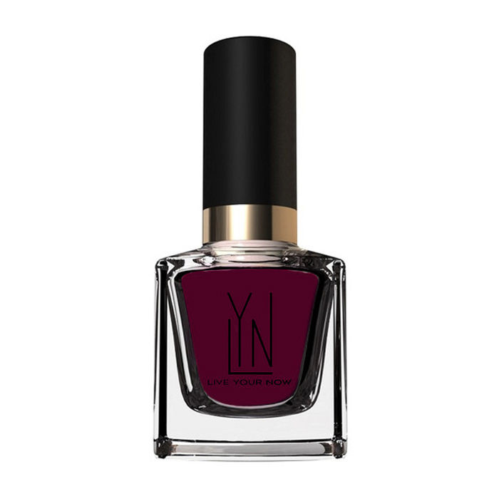 Buy LYN Nail Polish My Little Red Number-Purplle