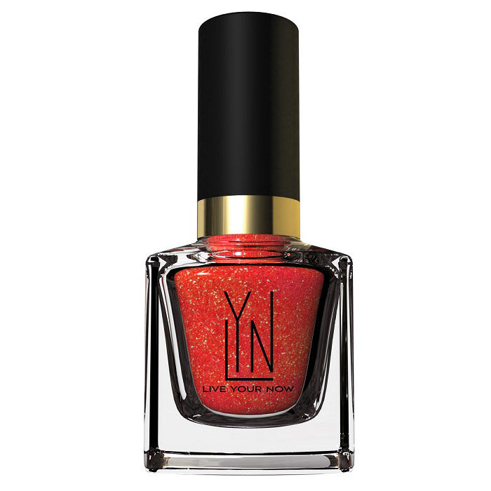 Buy LYN Nail Polish Orange Odyssey (12 ml)-Purplle