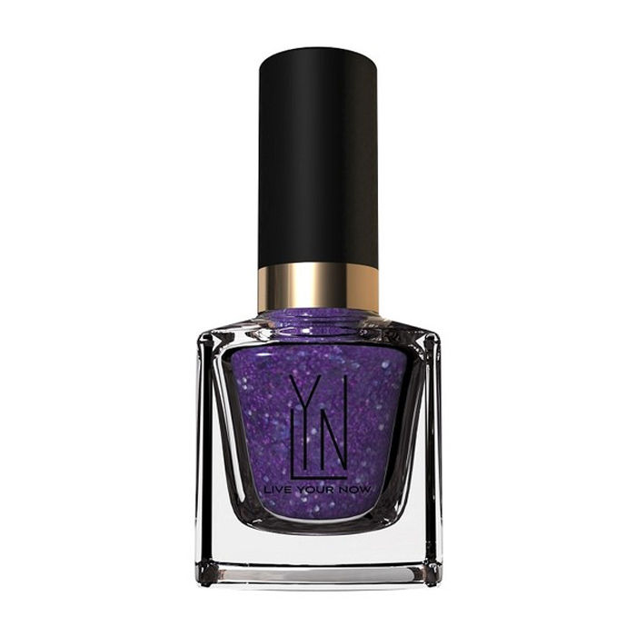 Buy LYN Nail Polish Purple Pirate Plunder (12 ml)-Purplle