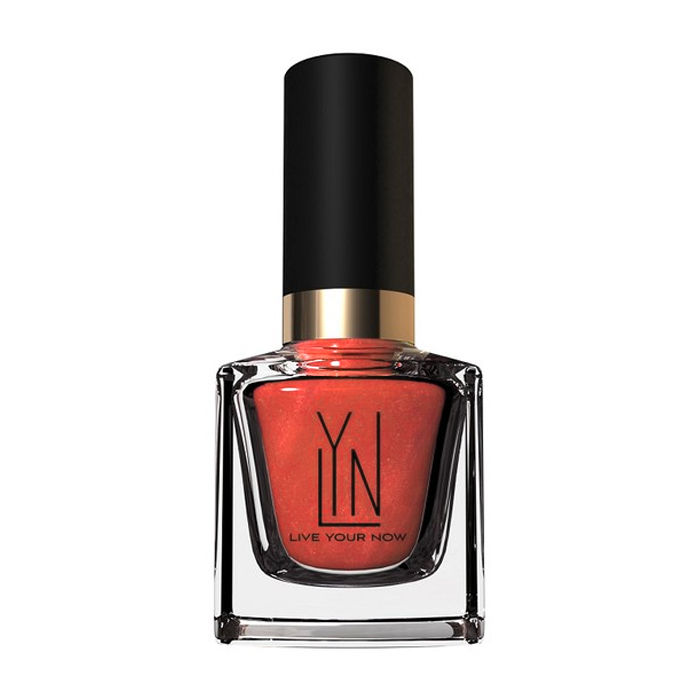 Buy LYN Nail Polish Red-Iciously Hot! (12 ml)-Purplle