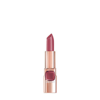 Buy L'Oreal Paris Color Riche Moist Matte Swarovski Lipstick Sheer Plum PM414-Purplle