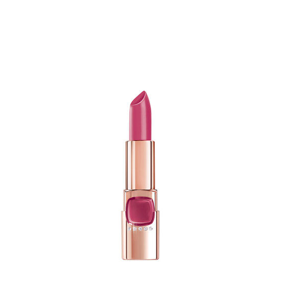 Buy L'Oreal Paris Color Riche Moist Matte Swarovski Lipstick Spring Rosette PR511-Purplle