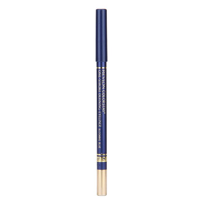 Buy Revlon Colorstay One Stroke Defining Eyeliner Blooming Blue 1.2 g-Purplle