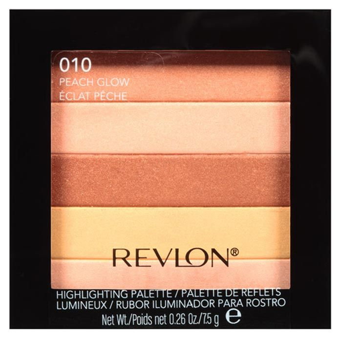 Buy Revlon Highlighting Palette Peach Glow 7.5 g-Purplle