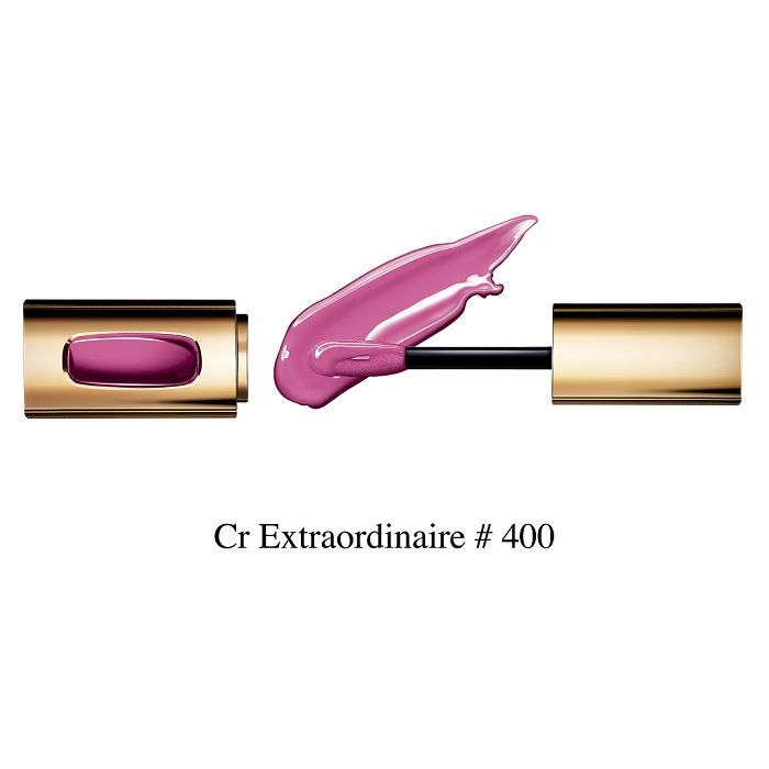Buy L'Oreal Paris Colour Riche Extraordinaire Lip Gloss Plum Quartet 400 (5.5 ml)-Purplle