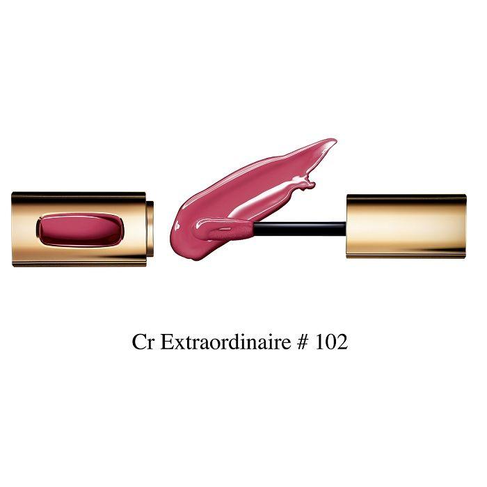 Buy L'Oreal Paris Colour Riche Extraordinaire Lip Gloss Rose Finale 102 (5.5 ml)-Purplle