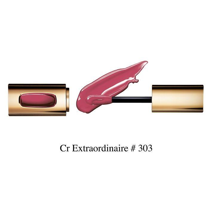 Buy L'Oreal Paris Colour Riche Extraordinaire Lip Gloss Rouge Allegro 303 (5.5 ml)-Purplle