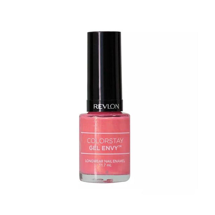 Buy Revlon Colorstay Gel Envy Long Wear Nail Enamel Lady Luck 11.7 ml-Purplle