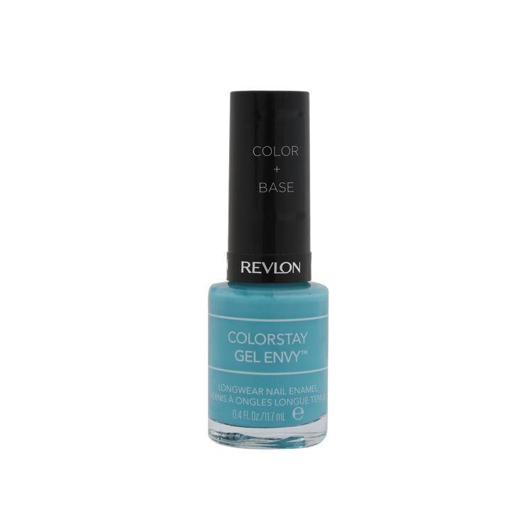 Buy Revlon Colorstay Gel Envy Long Wear Nail Enamel Full House 11.7 ml-Purplle