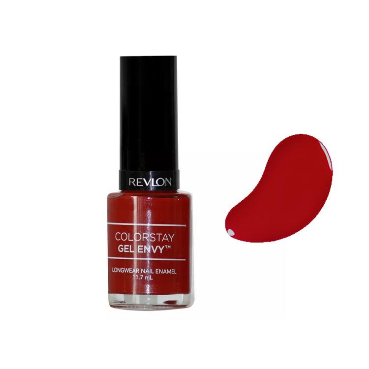 Buy Revlon Colorstay Gel Envy Long Wear Nail Enamel Queen Of Hearts 11.7 ml-Purplle