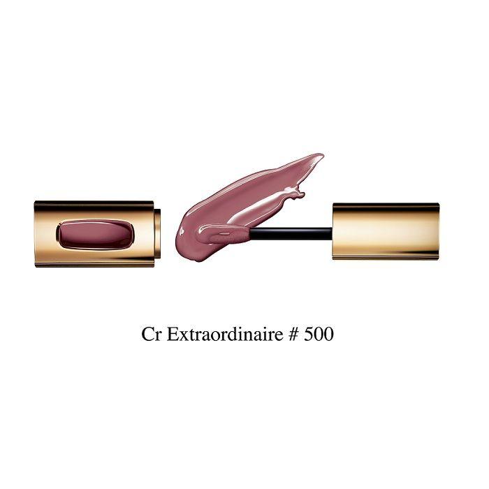 Buy L'Oreal Paris Colour Riche Extraordinaire Lip Gloss Molto Mauve 500 (5.5 ml)-Purplle