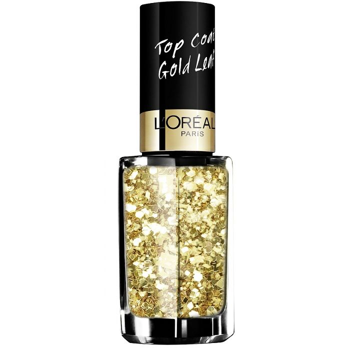 Buy L'Oreal Paris Color Riche Les Top Coats Gold 920-Purplle