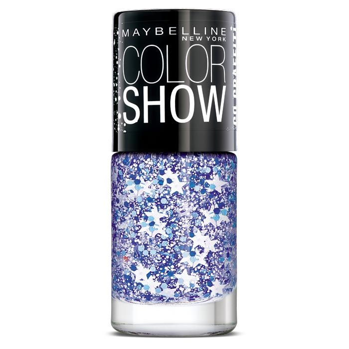 Buy Maybelline New York Color Show Go Graffit Star Struck Nail Polish 802 (6 ml)-Purplle