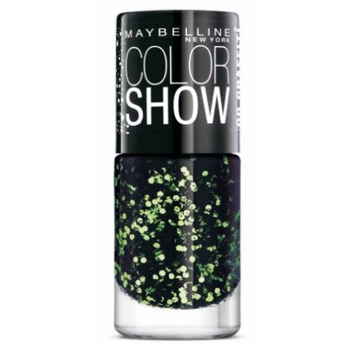 Buy Maybelline New York Color Show Go Graffit Unmellow Yellow Nail Polish 809 (6 ml)-Purplle