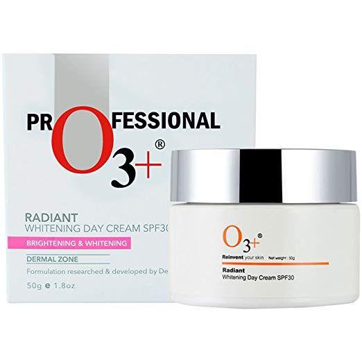 Buy O3+ Radiant Whitening Day Cream SPF-30 for Skin ...