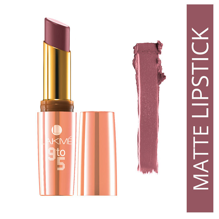 Buy Lakme 9 to 5 Matte Mulberry Work MM6 (3.6 g)-Purplle
