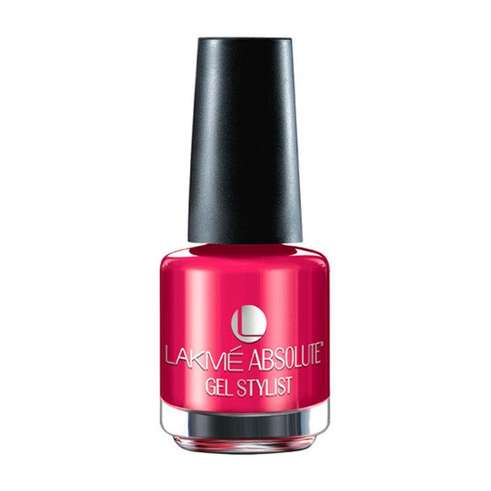 Buy Lakme Absolute Gel Stylist Pink Queen (15 ml)-Purplle