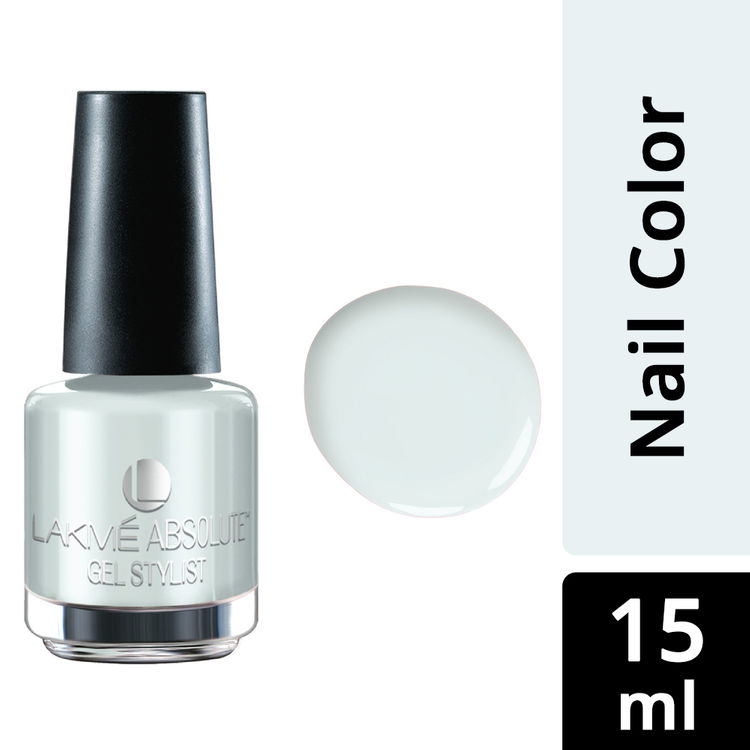 Buy Lakme Absolute Gel Stylist Nail Color Top Coat (15 ml)-Purplle