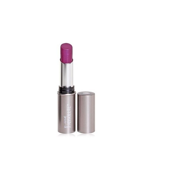 Buy Lakme Absolute Matte Lipcolor Fuschia Fever 220 (3.6 ml)-Purplle