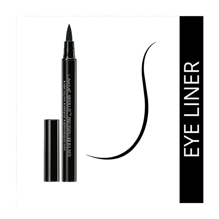 Buy Lakme Absolute Precision Liquid Liner Black (1.2 ml)-Purplle