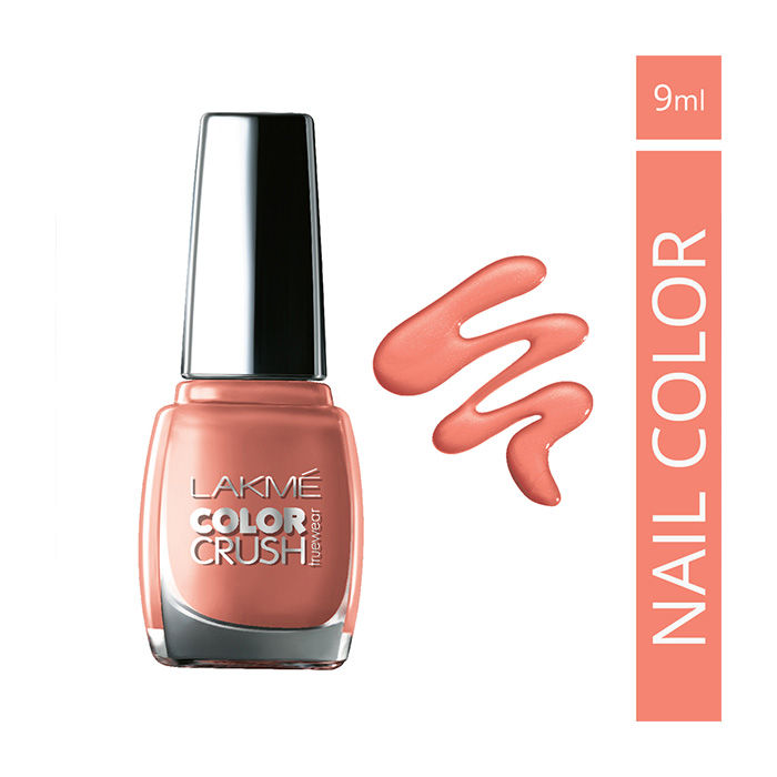 Buy Lakme True Wear Color Crush Nail Color Shade 45 (9 ml)-Purplle