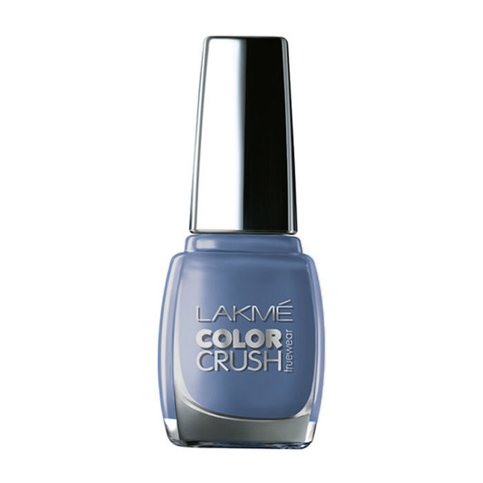 Buy Lakme True Wear Color Crush Nail Color Shade 49 (9 ml)-Purplle