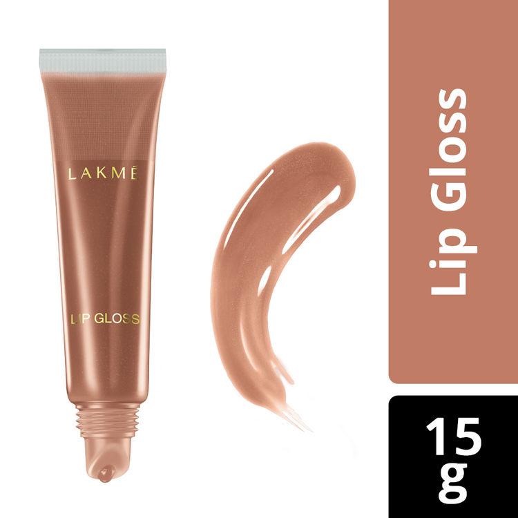 Buy Lakme Lip Gloss - Vanilla (15 g)-Purplle