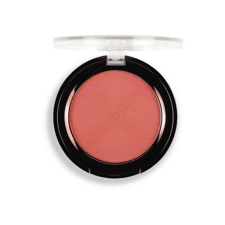 Buy Colorbar Cheekillusion Blush New Coral Bliss (4 g)-Purplle