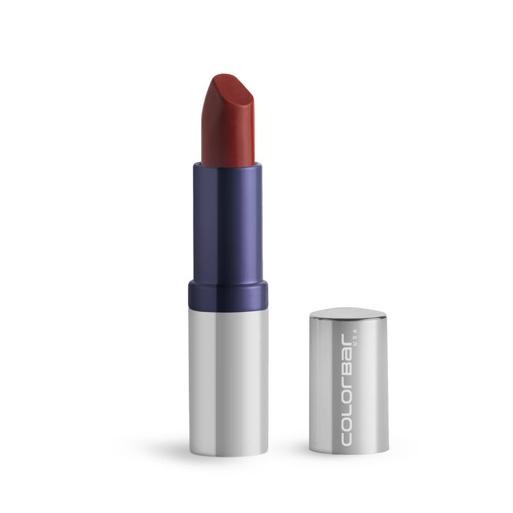 Buy Colorbar Creme Touch Lipstick Nude Coral 012 C (4.2 g)-Purplle