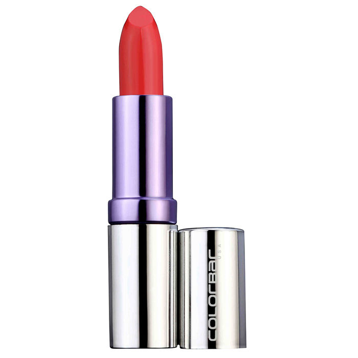 Buy Colorbar Creme Touch Lipstick Peach Glow (4.2 g)-Purplle