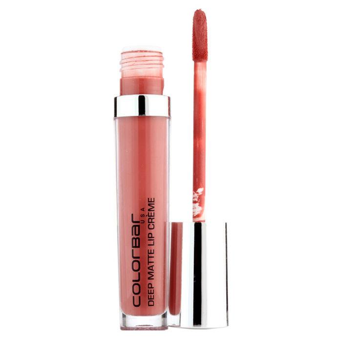 Buy Colorbar Deep Matte Lip Creme Deep Earth 004 (6 ml)-Purplle