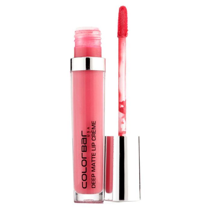 Buy Colorbar Deep Matte Lip Creme Deep Pink 007 (6 ml)-Purplle