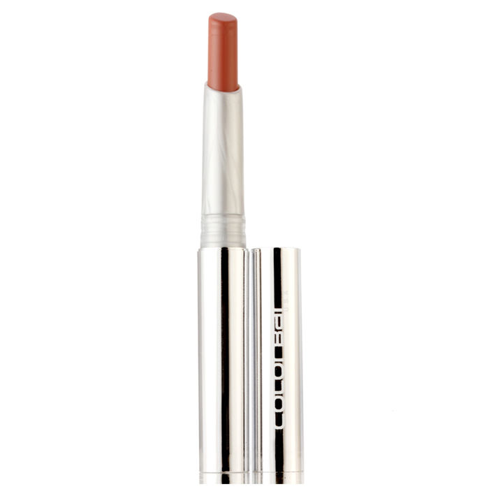 Buy Colorbar Full Finish Long Wear Lipstick Innocently Brown (2.5 g)-Purplle