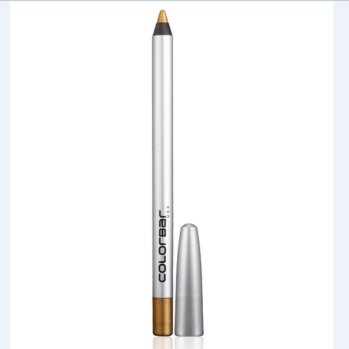 Buy Colorbar I-Glide Eye Pencil Golden Glam (1.1 g)-Purplle