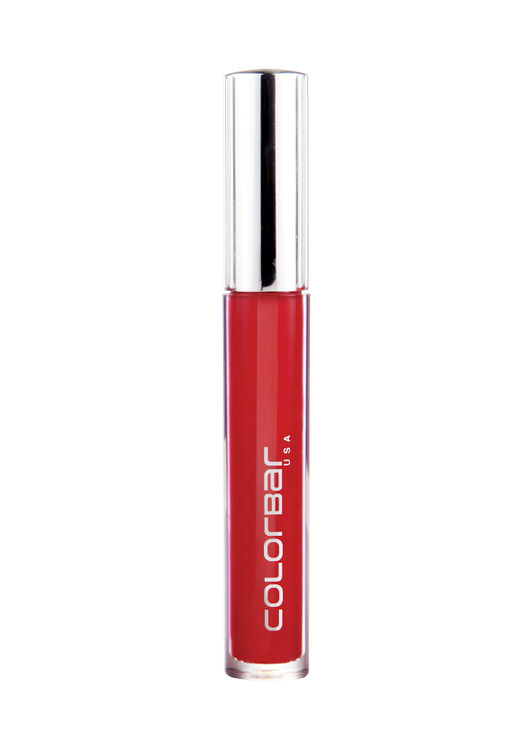 Buy Colorbar Jelly & Shine Lip Gloss Red Jelly-001-Purplle
