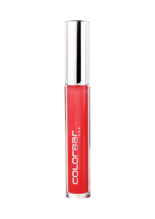 Buy Colorbar Jelly & Shine Lip Gloss Peach Jelly-003-Purplle