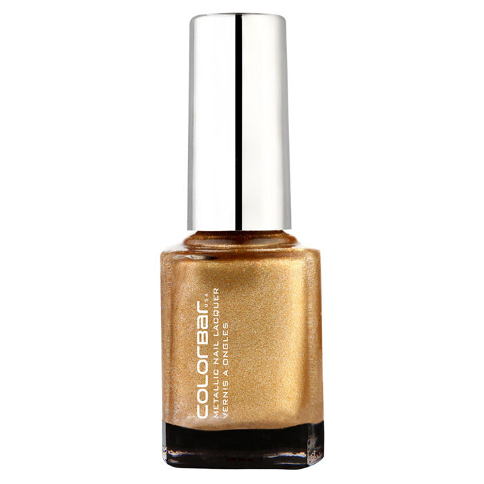 Buy Colorbar Metalic Nai Lacquer Treasure 011 (9 ml)-Purplle