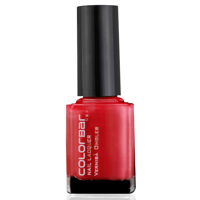 Buy Colorbar Nail Lacquer Nex Shy Rose 03 (9 ml) online|Colorbar ...