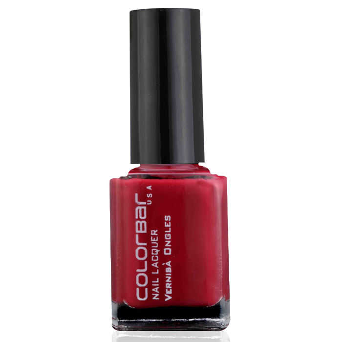 Buy Colorbar Nail Laquer Blooming Magenta 52 (9 ml)-Purplle