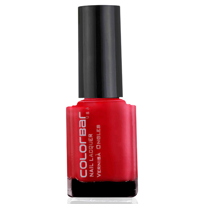 Buy Colorbar Nail Polish Vibrant 53 (9 ml)-Purplle