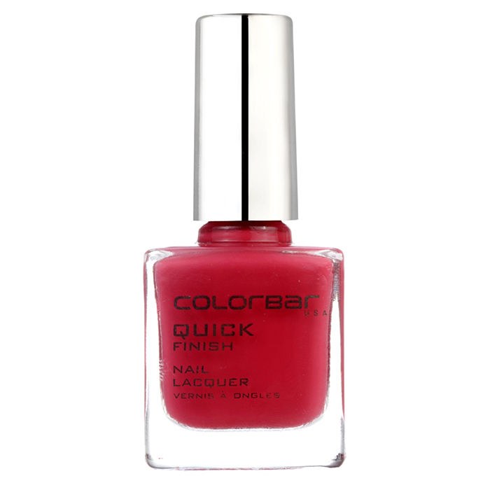 Buy Colorbar Quick Finish Nail Lacquer Rust Lust 14 (9 ml)-Purplle