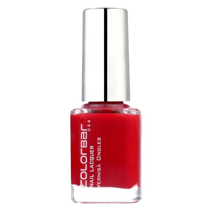 Buy Colorbar Nail Polish Exclusive All Fired Up 2 (9 ml)-Purplle