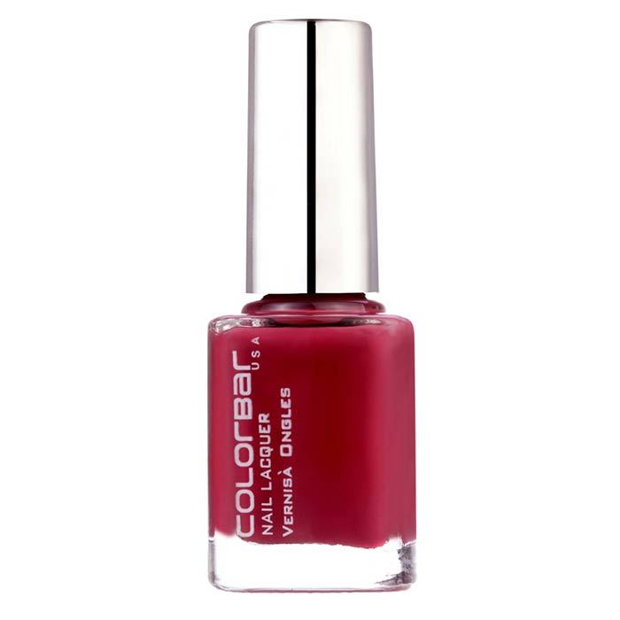 Buy Colorbar Nail Polish Exclusive Oh My Magenta 2 (9 ml)-Purplle