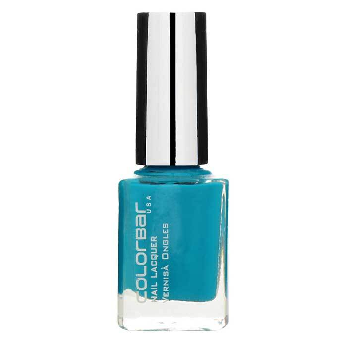 Buy Colorbar Nail Laquer Turquoise 88 (9 ml)-Purplle